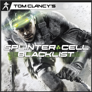 Spēle priekš PC Tom Clancy´s Splinter Cell: Blacklist