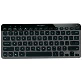 Klaviatūra Illuminated K810, BT, RUS, Logitech