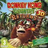 Spēle priekš Nintendo 3DS, Donkey Kong Country Returns 3D
