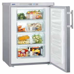 Saldētava SmartFrost, Liebherr / tilpums: 103 L