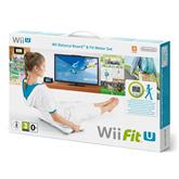 Wii Fit U + Balance Board + Fit Meter, Nintendo