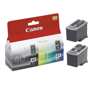 Tintes kārtridžs PG-40/CL-41, Canon