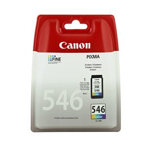 Kārtridžs CL-546, Canon