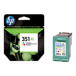 Cartridge NR 351XL, HP