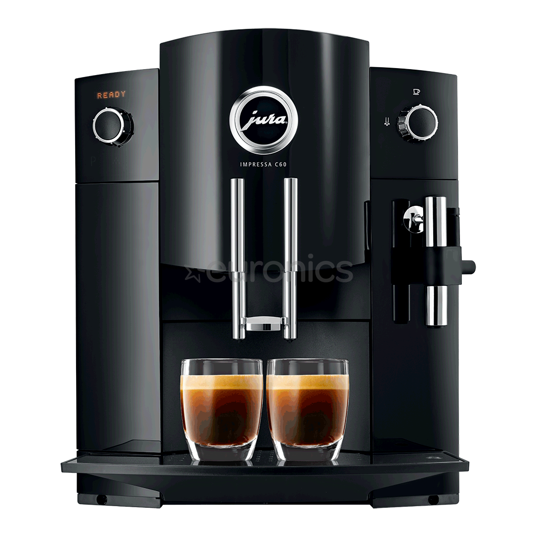 espresso machine impressa c60 jura 15022. Black Bedroom Furniture Sets. Home Design Ideas