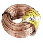 Loudspeaker Cable 2 x 1.5 mm² Hama (10 m)