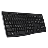Wireless keyboard Logitech K270 (RUS)