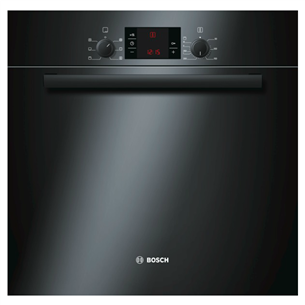 Iebūvējama elektriskā cepeškrāsns, Bosch / tilpums: 67 L