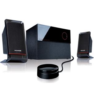 PC skaļruņi M 200, MicroLab / 2.1