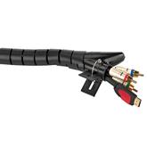 Чехол для кабелей, Hama / 1,5 м, 30 мм