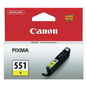 Kārtridžs CLI-551Y, Canon
