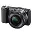 Digitālā fotokamera α5000, Sony / Wi-Fi, NFC