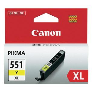Kārtridžs CLI-551XL Y, Canon