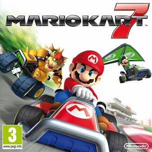 Spēle priekš Nintendo 3DS, Mario Kart 7