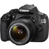 Зеркальная фотокамера EOS 1200D и 18–55мм объектив, Canon