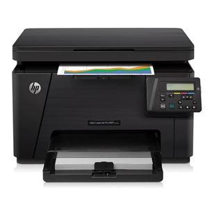 Multifunkcionālais krāsu lāzerprinteris LaserJet Pro MFP M176n, HP