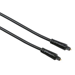 Apzeltīts optiskais audio kabelis, Hama / 0,75 m