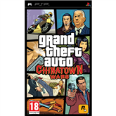 Spēle priekš PSP GTA: Chinatown Wars