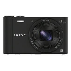 Digitālā fotokamera Cyber-Shot WX350, Sony