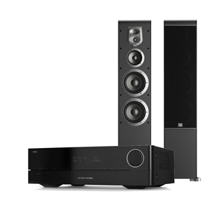 Stereo sistēma, JBL + Harman/Kardon