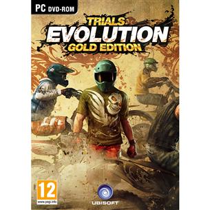 Spēle priekš PC Trials Evolution: Gold Edition