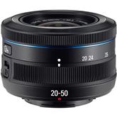 Objektīvs 20-50mm f/3.5-5.6 ED II NX, Samsung