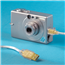 Позолоченный мини-провод USB, Hama