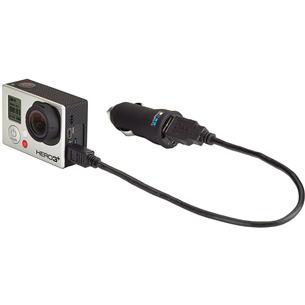 Автомобильное зарядное устройство, GoPro / 2 x USB