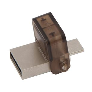 USB zibatmiņa DataTraveler microDuo, Kingston / 16GB