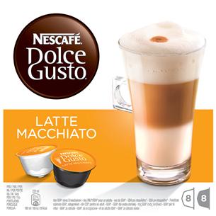 Kafijas kapsulas Nescafe Dolce Gusto Latte Macchiato, Nestle
