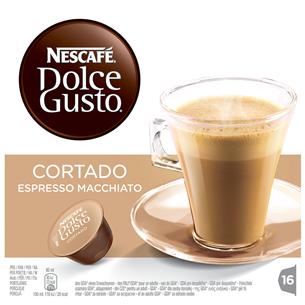 Kafijas kapsulas Nescafe Dolce Gusto Cortado, Nestle