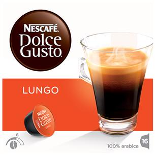 Kafijas kapsulas Nescafe Dolce Gusto Lungo, Nestle