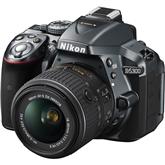 Зеркальная камера D5300 + объектив 18-55 мм, Nikon