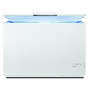 Horizontālā saldētava, Electrolux / tilpums: 223 l