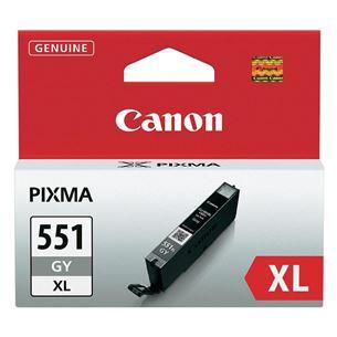 Tintes kārtridžs CLI-551XL GY, Canon