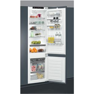 Iebūvējams ledusskapis, Whirlpool / augstums: 194 cm