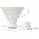 Пластиковый кофейный фильтр V60, Hario