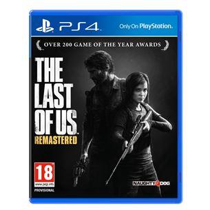 Spēle priekš PlayStation 4, The Last of Us Remastered