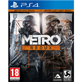 Игра для PlayStation 4, Metro Redux