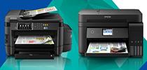 Pērc Epson printeri un ietaupi līdz 120€