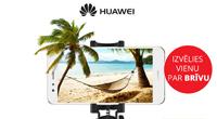 Ieslēdz vasaru! Huawei viedtālrunim dāvanā aksesuāri!