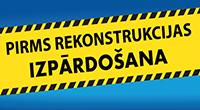 Pirms rekonstrukcijas izpārdošana Euronics veikalā t/p ALFA!