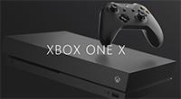 Xbox One X - pasaulē jaudīgākā spēļu konsole