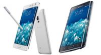 НОВИНКА! Samsung смартфон с уникальным изогнутым экраном!