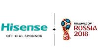Hisense kļūst par oficiālo 2018 FIFA pasaules kausaTM sponsoru