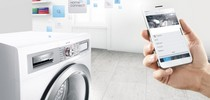 Bosch Home Connect  - viedā savienojamība, kas atvieglo dzīvi.