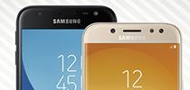 Tikai 4 dienas! -20% Samsung Galaxy J3 un J7 viedtālruņiem