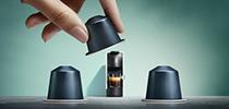 Kafijas un kvalitatīva dizaina cienītājiem - Nespresso kafijas automāti!