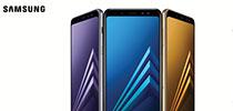 Jaunais Samsung Galaxy A8 (2018)
