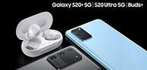 Jaunā Samsung Galaxy S20+ 5G | Galaxy S20 5G Ultra iepriekšpārdošana